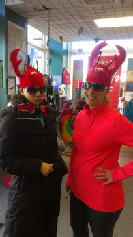 Lobster hats